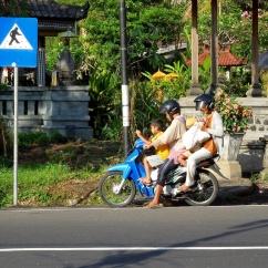 Transport en commun, Tirtagangga, Bali