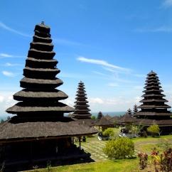 Temple Besakih, Bali