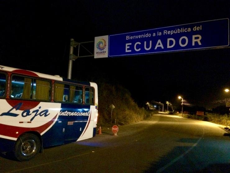 Hasta luego Ecuador!