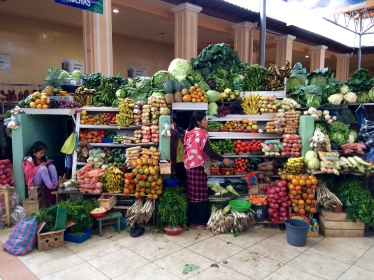 Des légumes ! Si, si, ça existe !