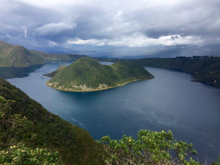 Lagune de Cuicocha