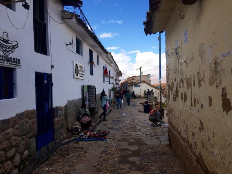 Quartier de San Blas