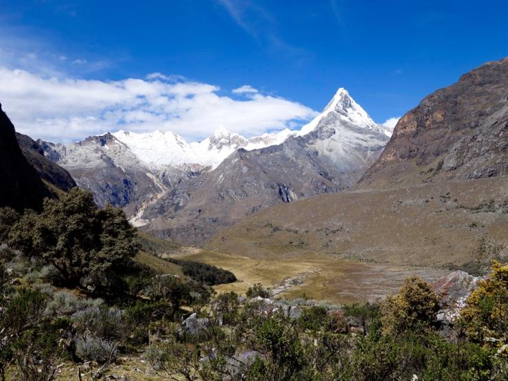 Zermatt et le Cervin... ah non.