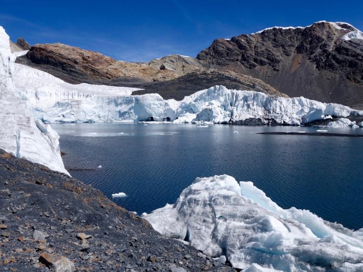 Le glacier qui ne sera plus là dans 10 ans :(