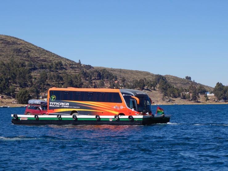 Navette pour bus