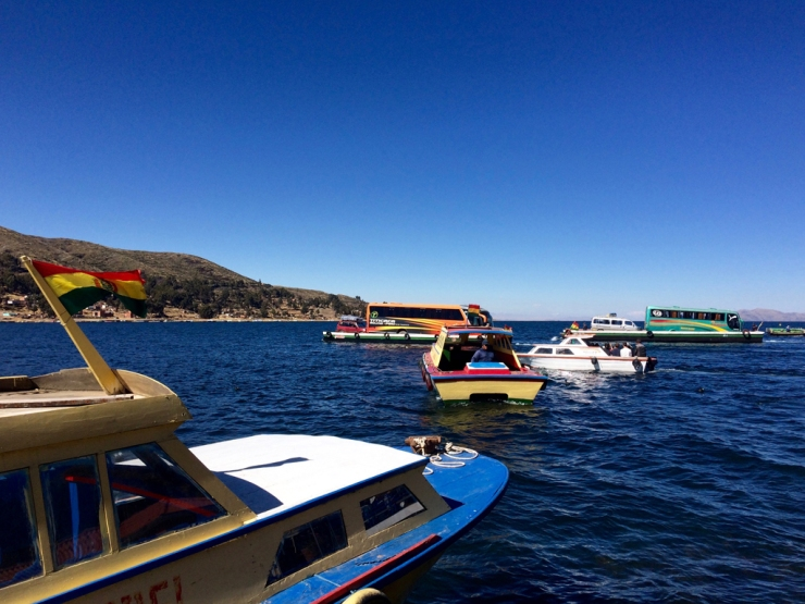Ferry bolivien