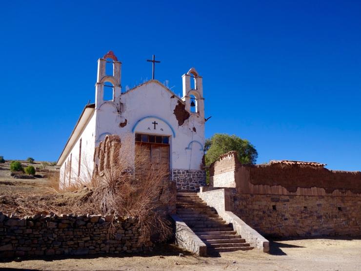 L'église de western