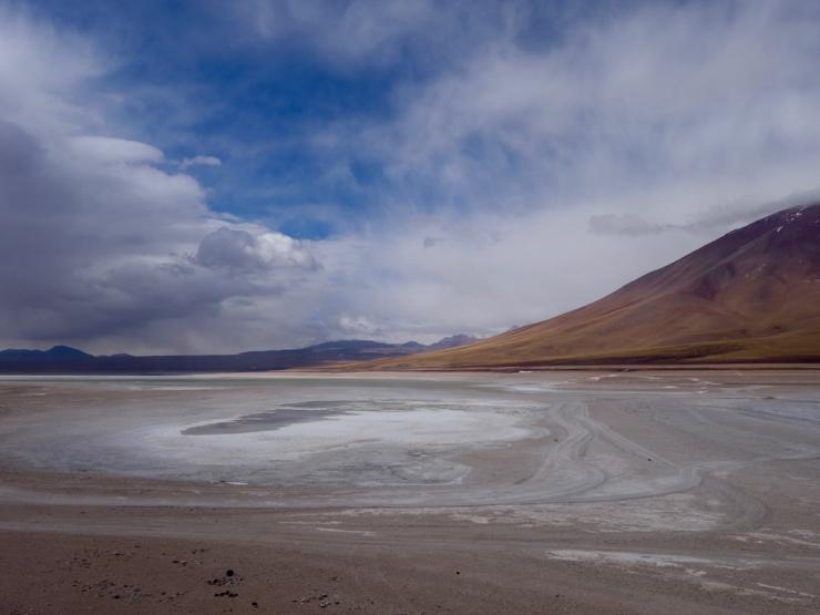 Au loin, le Chili