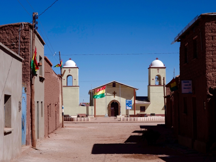 L'église du village dont le nom nous échappe