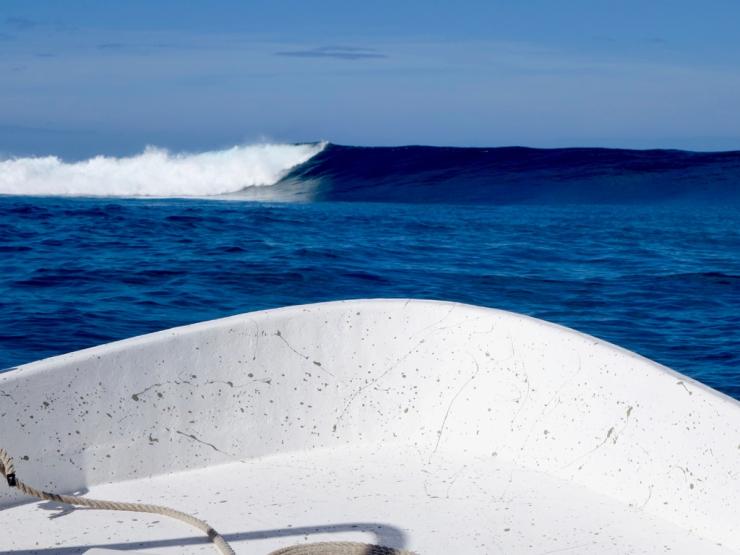 Vers l'océan et le mal de mer
